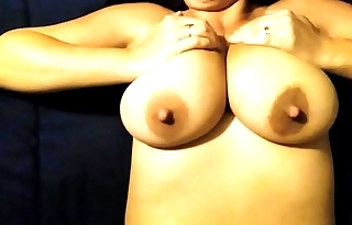 Jaxi After Dark - Shaking Huge Tits and Nipples in Slow Motion and Hard Sex Creampie - These Tits Are Better Than Yours :)