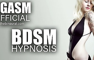 Erotic BDSM Hypnosis Session - Binaural Beats (BGASM)