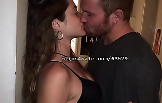 Joey and Britty Louise Kissing Video 3