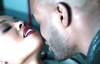 Celebrity Nympho Sharon Leal Sex Scenes all round Addicted (2014)