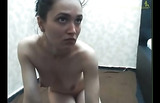 Crying Sister - Anna Clashing her sister on live - SisterTort98 from Pinkocams