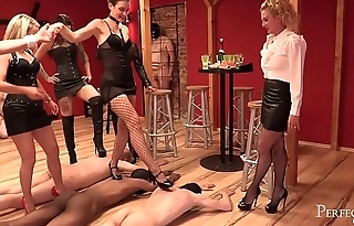Mistresses'_ Party - Goddesses Need  To Relax After Hard Swain