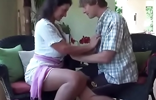 Cougar Son Making love - Watch Part 2 on pornimagine.com